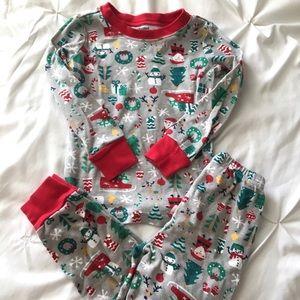 Gymboree Toddler Christmas Gymmies Pajamas